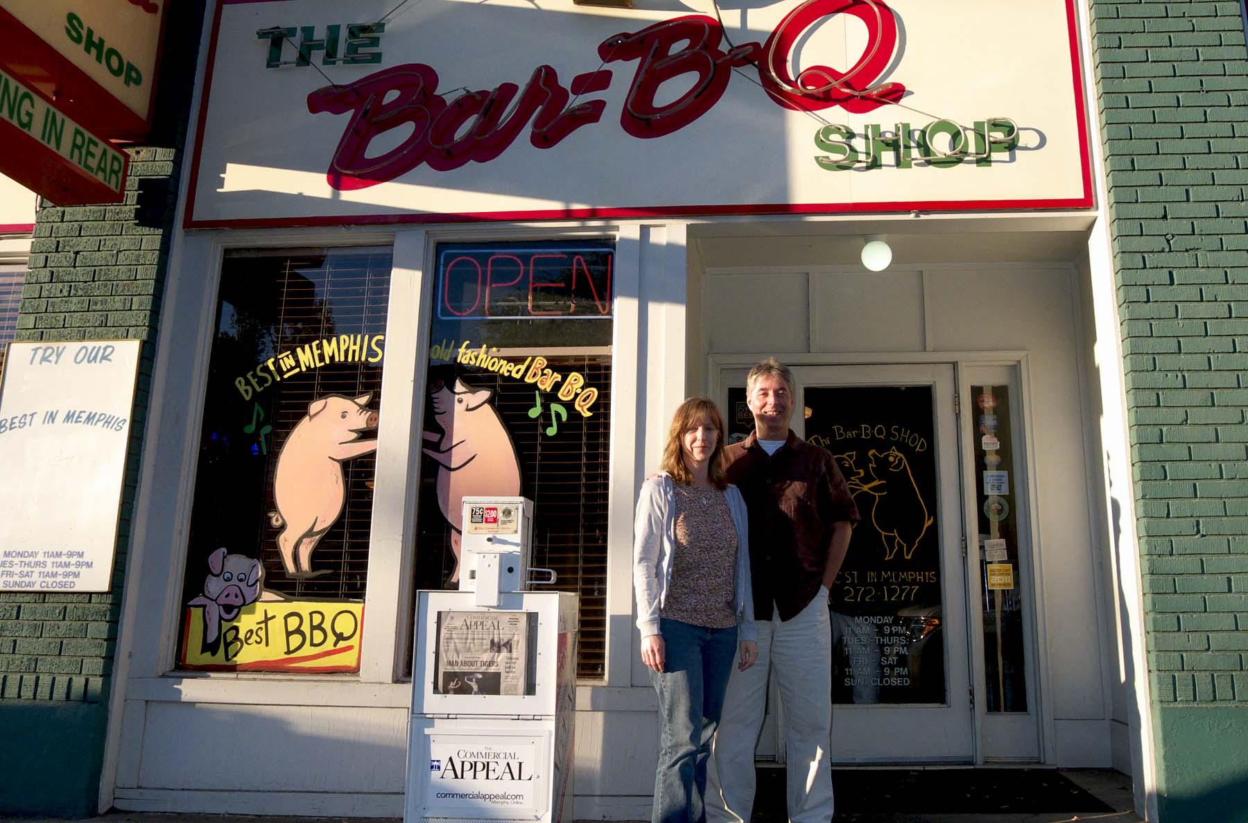 BBQ Shop Memphis