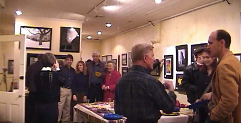 Gary Jones Gallery Opening