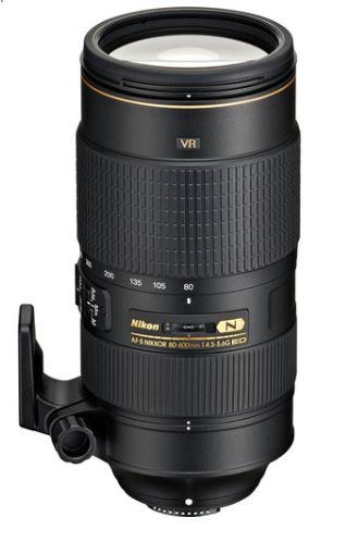 nikon 80-400mm lens