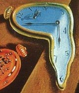 image Dali melting watch